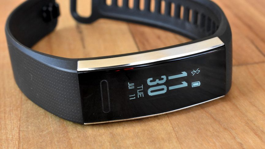 Huawei Band Pro 2 hands-on: Beefy features in a light, stylish design