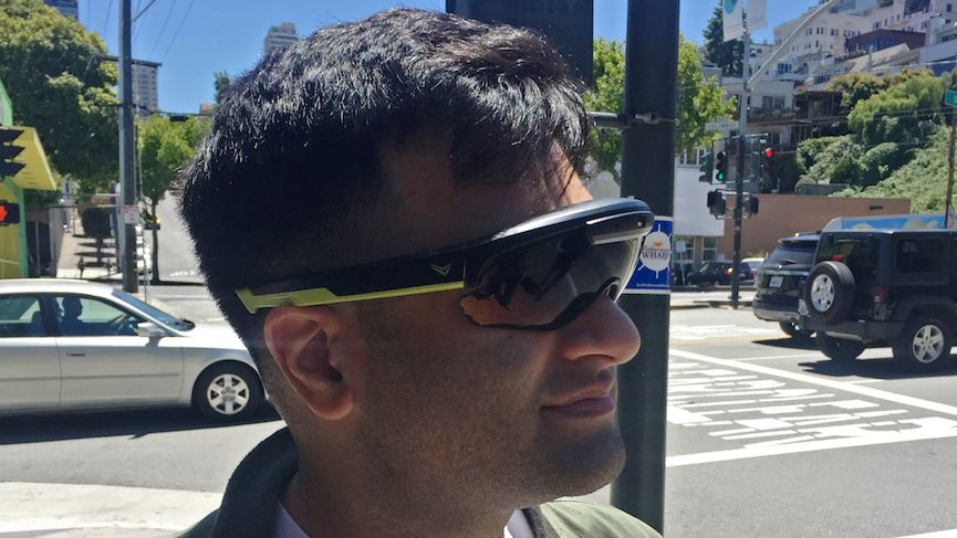 Everysight's Raptor AR smartglasses are for cyclists, but have bigger potential