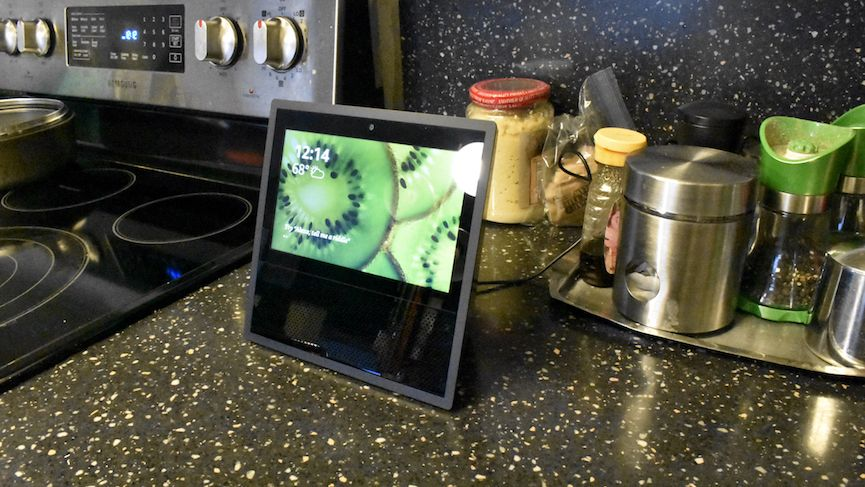 Amazon Echo Show review