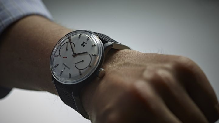 Meet Sequent, a kinetic hybrid smartwatch that never needs charging