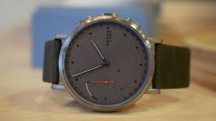 Skagen releases its Signatur Hybrid collection for men