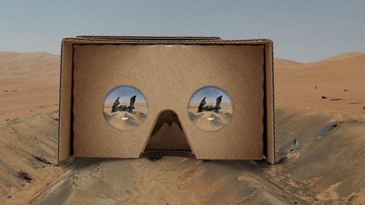 Best Google Cardboard apps: 25 top games and apps for your mobile VR headset