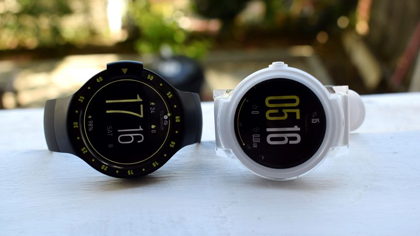 Ticwatch S and E first look: Android Wear means apps, but a loss of identity