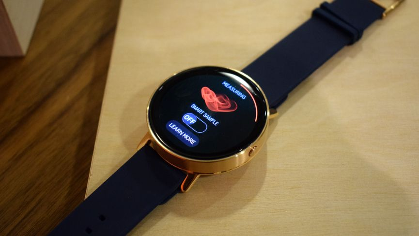 Misfit Vapor first look: Android Wear gets an interesting twist