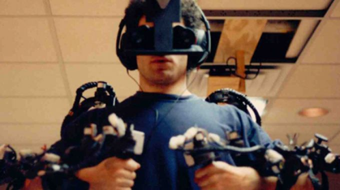 Augmented reality visions through the ages: Movies, experiments and more