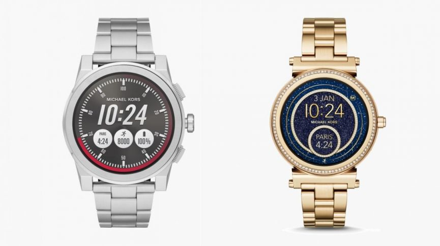 Michael Kors Access Sofie & Grayson watches will go on sale in September