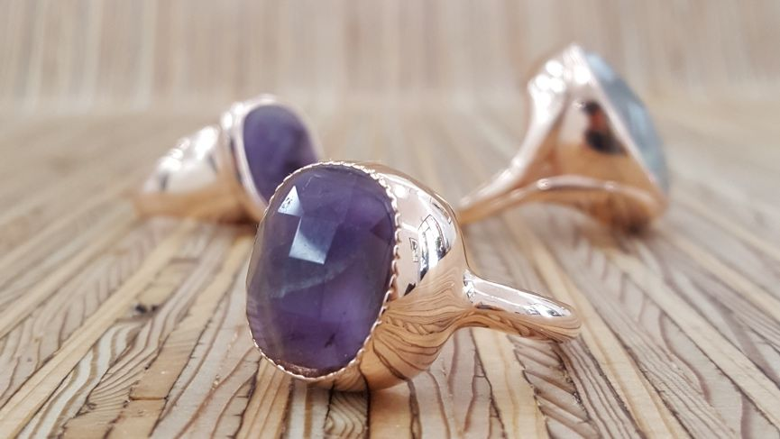 Blinq smart ring collection goes big on luxury styling