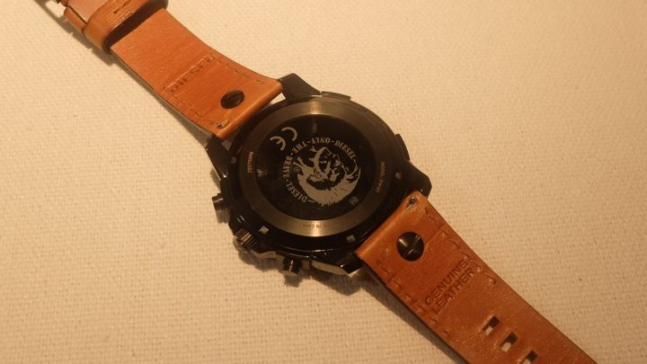 Diesel On Full Guard first look: Taking its first Android Wear device for a spin