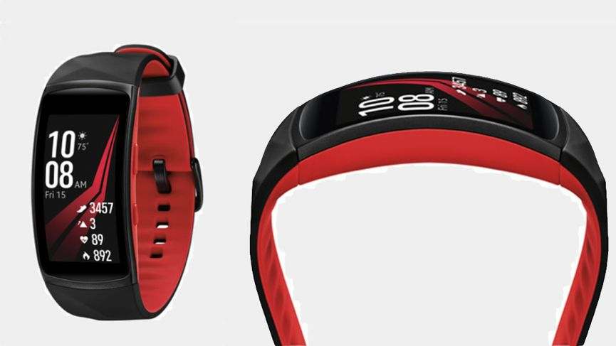 Samsung Gear Fit2 Pro revealed with swim tracking and offline Spotify playback