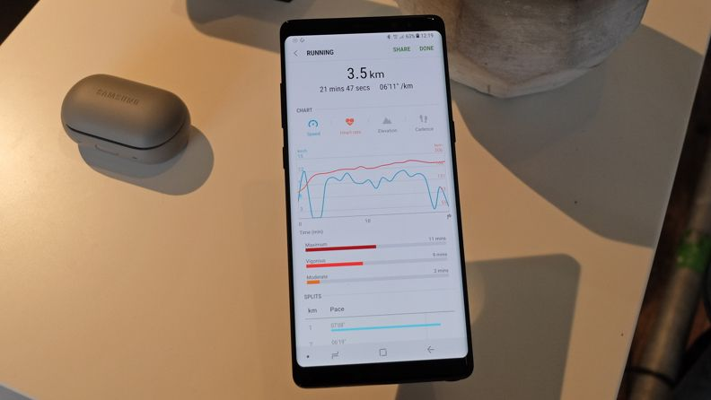 Samsung Gear IconX 2018: Bixby and better battery in, HR tracking out