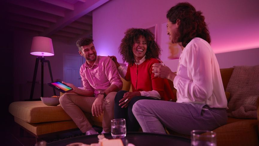 Philips is simplifying how to get into the Hue ecosystem