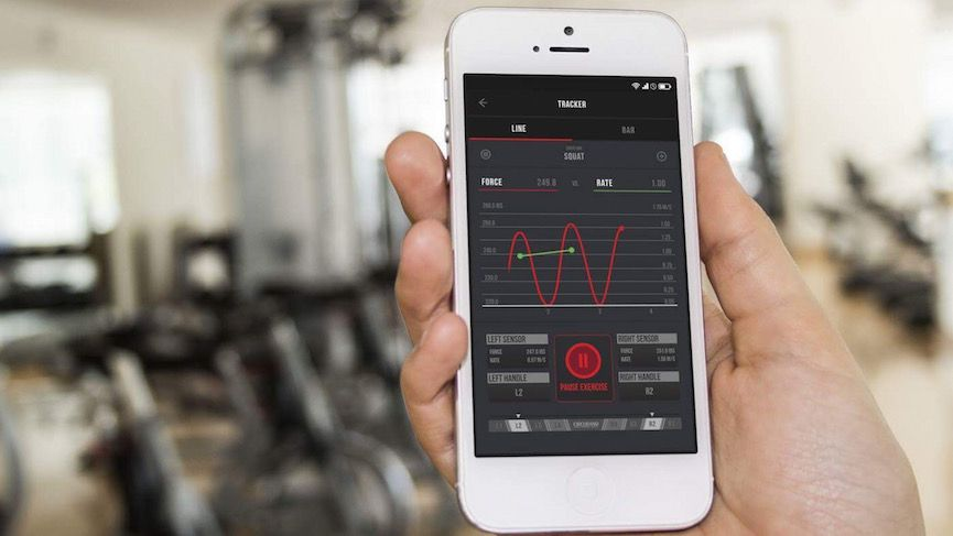 Circuband wants to revolutionize your resistance training with connected smarts