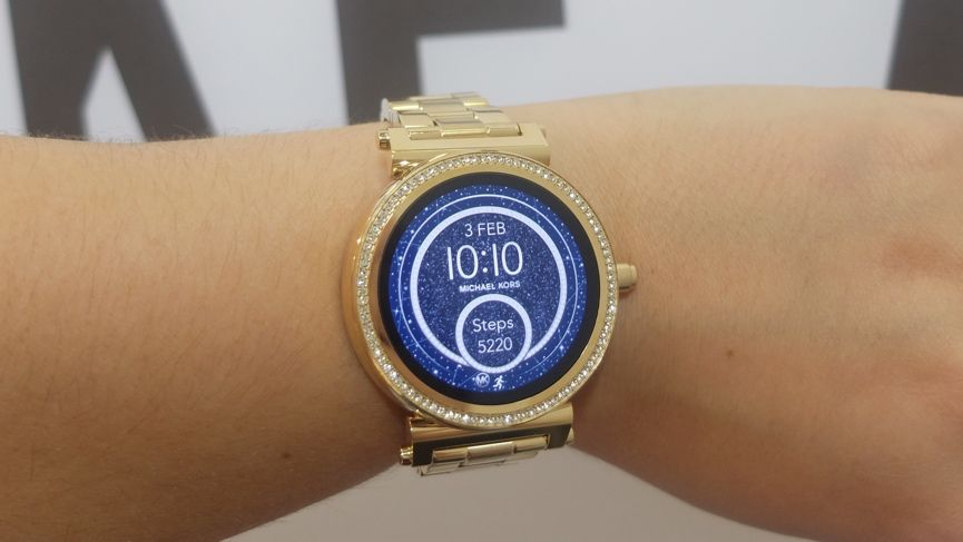Michael Kors Access Sofie first look: Smartwatches don't get prettier than this