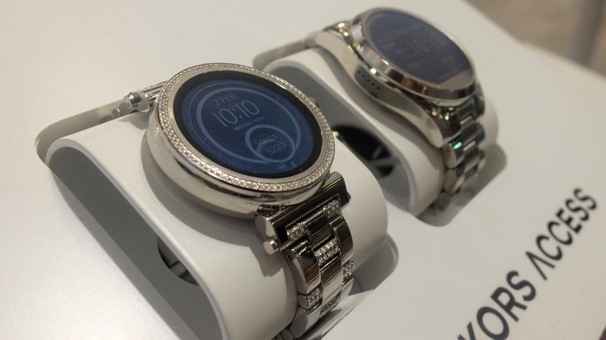 Michael Kors Access Sofie First Look Smartwatches Don T Get
