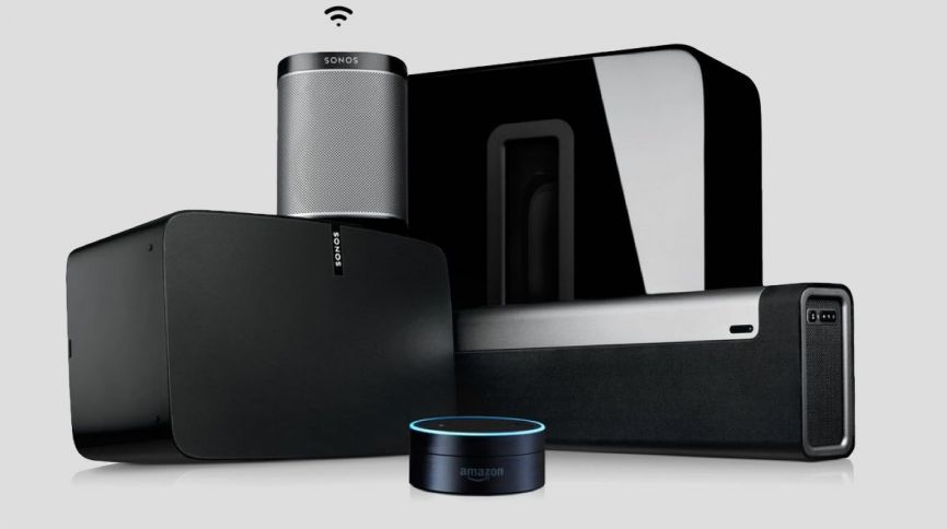 And finally: Sonos smart speaker could have the edge on its rivals