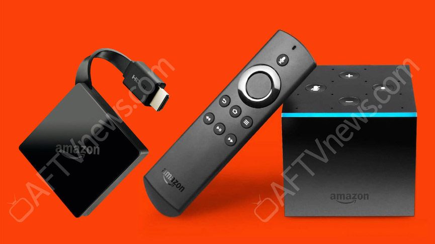 Looks like Amazon's next flagship Fire TV is a square Echo Dot