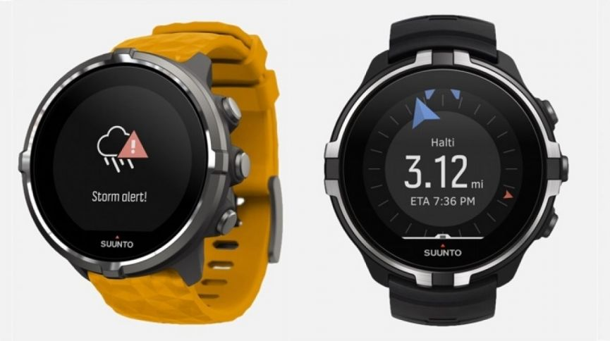 Suunto's Spartan Sport Wrist HR Baro wants to be a better outdoor companion