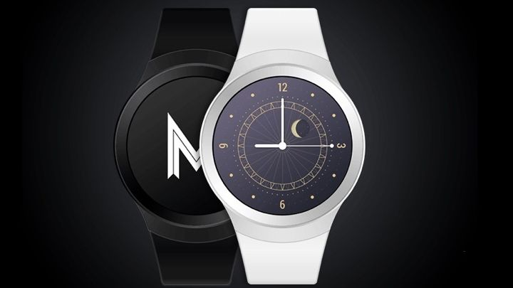 Galaxy watch hintergrund