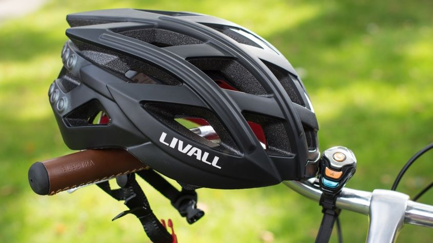 livall BH60SE cycling helmet review