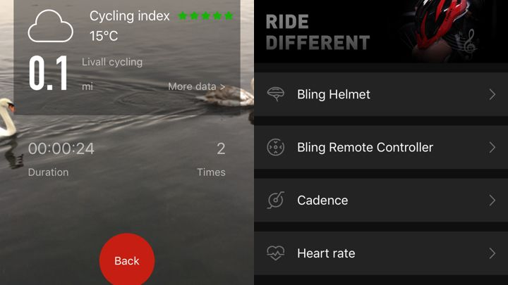 Living with Livall's smart cycling helmet