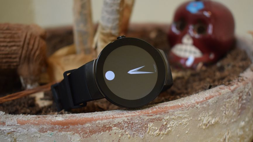 The bold Movado Connect is a daring Android Wear watch