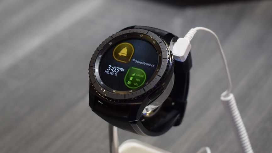 Samsung is looking more to wearables as life-saving gadgets