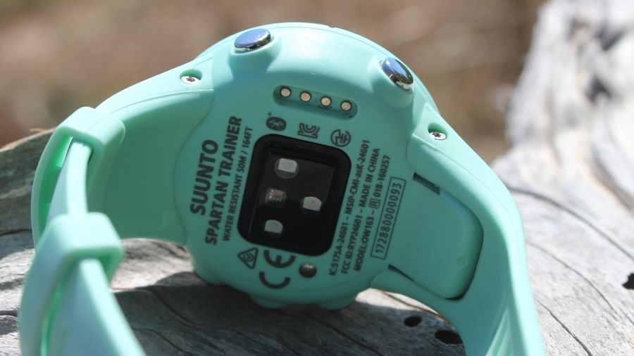 suunto spartan trainer wrist hr review