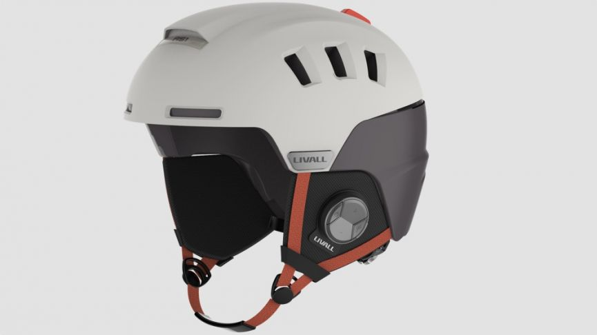 LIVALL launches smart helmets for cyclists and skiers