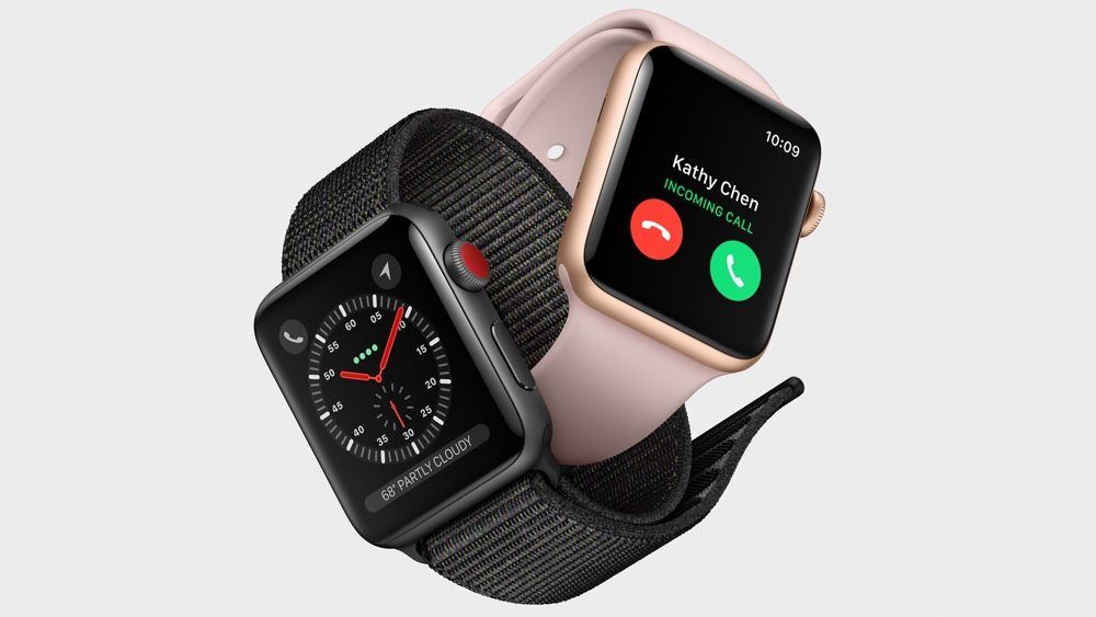 Apple Watch Series 3 is official, and it has LTE built in