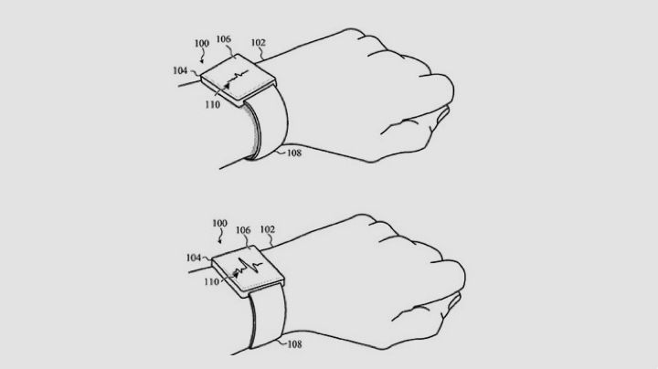 Apple is exploring Watch bands that could self-adjust to your wrist