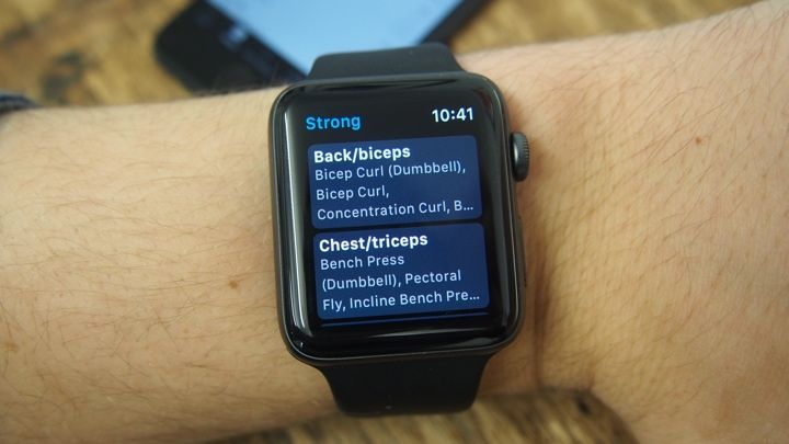 Week 2: Conor's Strength Training Diary - A mild start with the Apple Watch