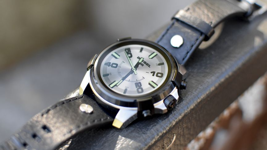 Diesel On Full Guard first look: Giving Android Wear a bit of swagger