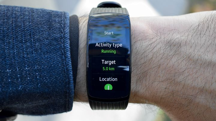 Samsung Gear Fit2 Pro review