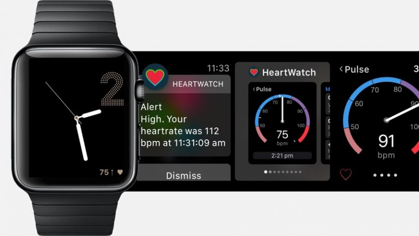 HeartWatch: Saving lives with the Apple Watch and tapping into the heart