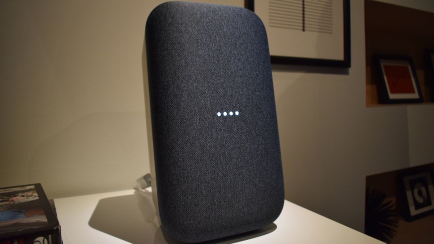 Home Max is Google's high-end speaker to take on Apple's HomePod