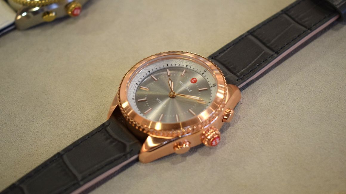 Michele Connected first look: Another big women's luxury name joins the fray