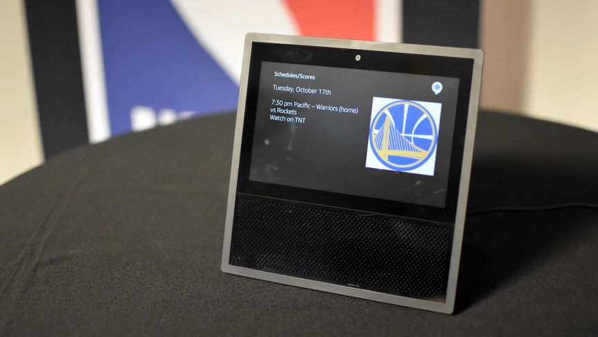 The NBA wants to bring you closer to the court with connected tech