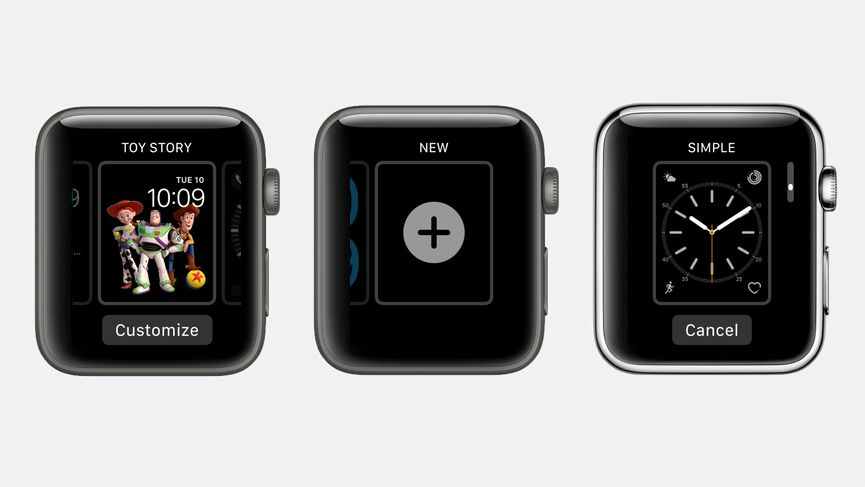 How to make a watch face on Apple Watch