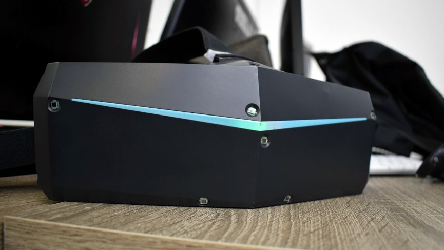 Pimax 8K first look: VR just got more immersive, but there are limits