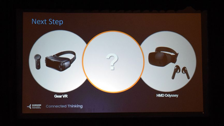 This is what Samsung's next mobile VR headset will do