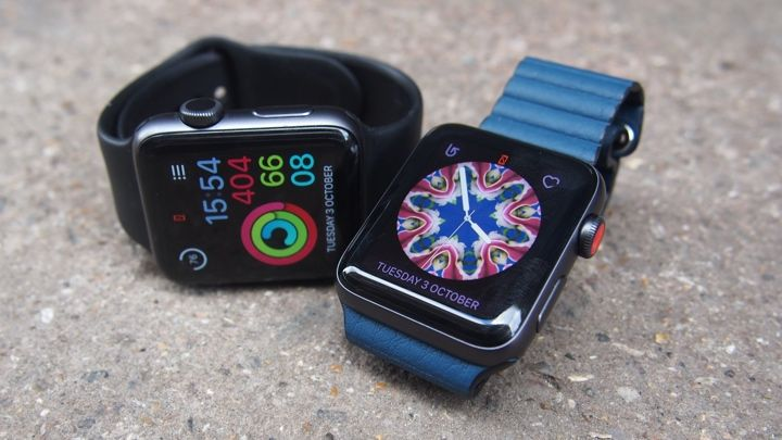Apple Watch Series 2 v Series 3: Discover the differences between the smartwatches