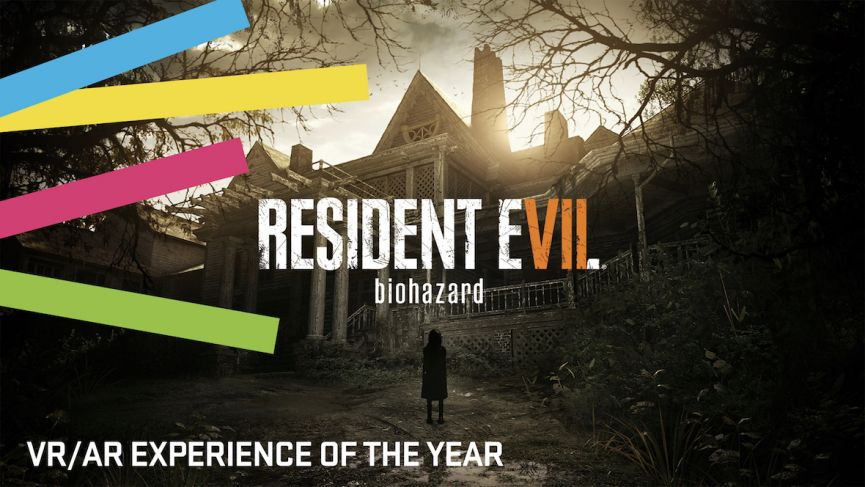 Why Vive Tracker and Resident Evil won our VR/AR awards of the year