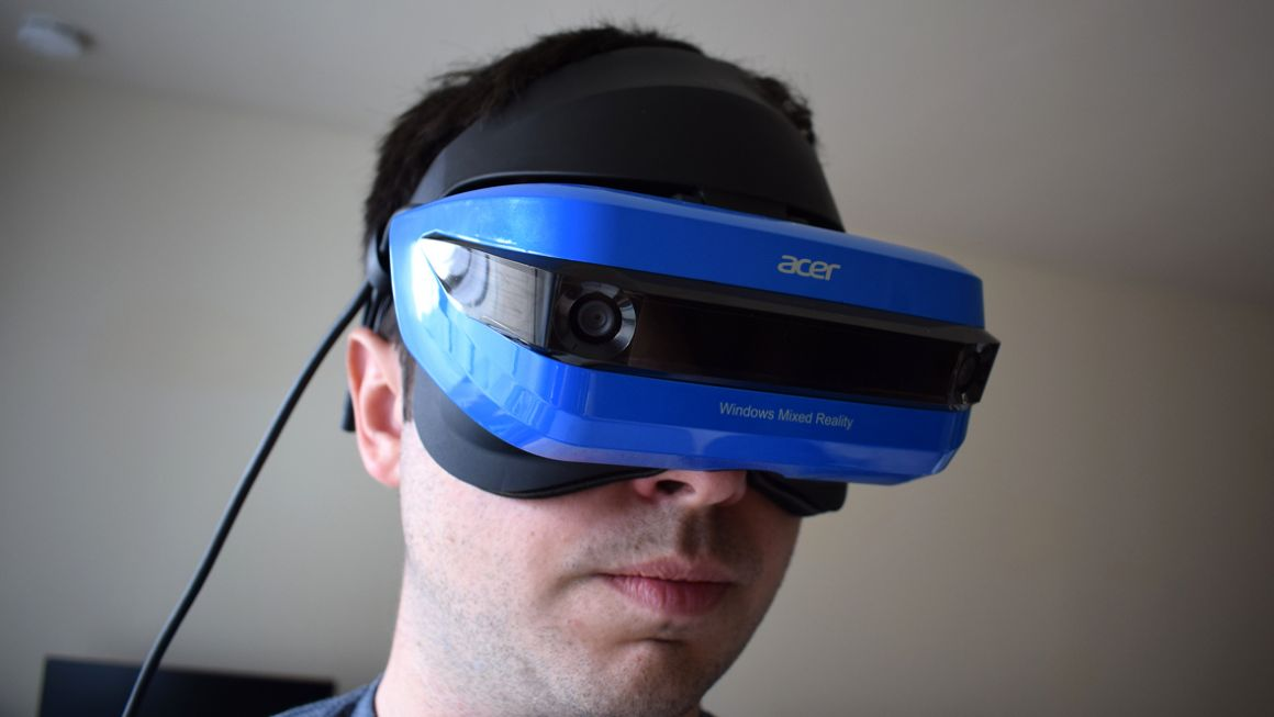 Acer Mixed Reality headset review
