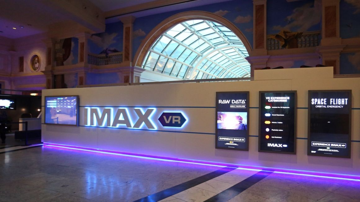 Movie tie-ins and multiplayer: Inside Europe's first IMAX VR Experience Center