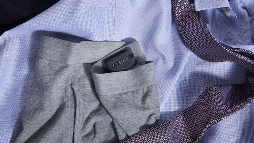 Spire wants to make tracking your well being invisible
