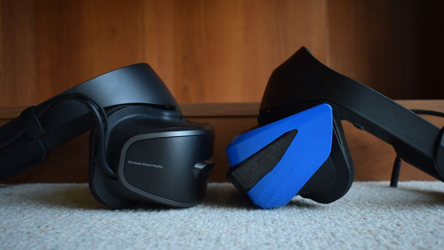 Lenovo Explorer first look: Lightweight headset joins Windows Mixed Reality party