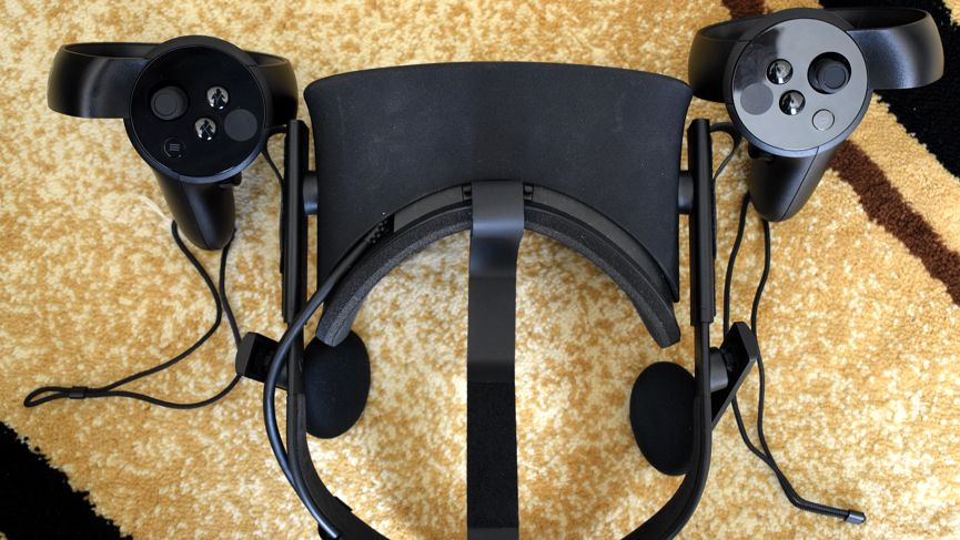 Big VR test: Oculus, Vive, PS VR and Windows Mixed Reality go head-to-head
