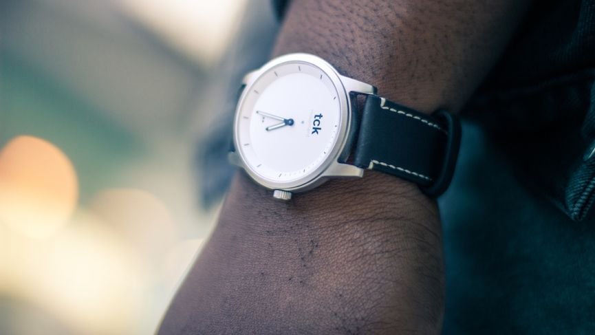TCK Movement is a budget smart analogue watch with big ideas