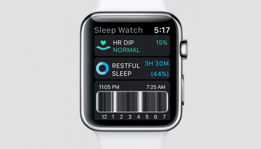 The best sleep tracker apps to download for your Apple Watch