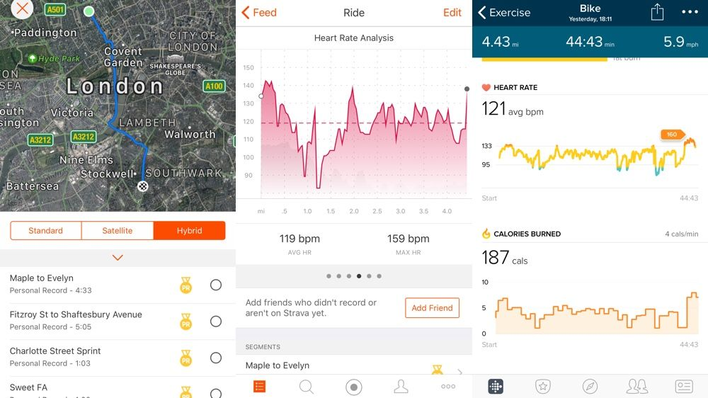 Cycling with the Fitbit Ionic explained: Beyond Steps week 6